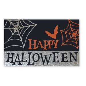 happy halloween witches folded card