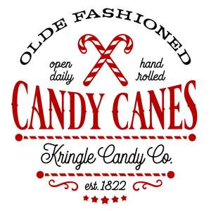 candy canes kringle candy co