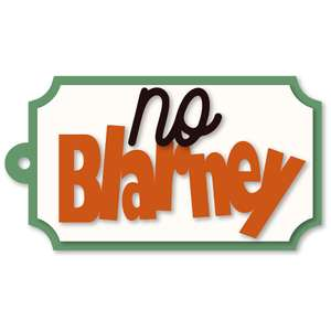 tag no blarney