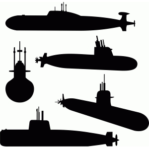 submarine set
