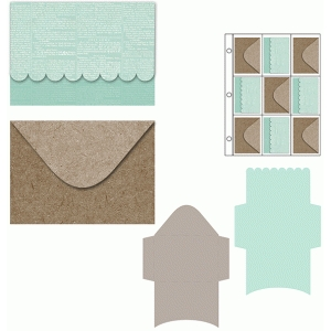pen pal letters—horizontal envelopes