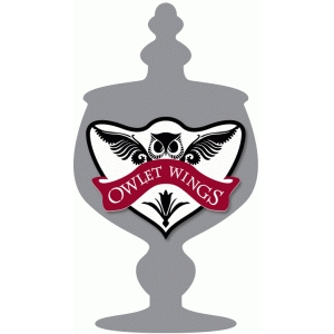 owlet wings potion label