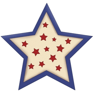 patriotic star one