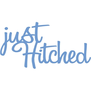 just hitched phrase