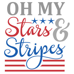 oh my stars & stripes