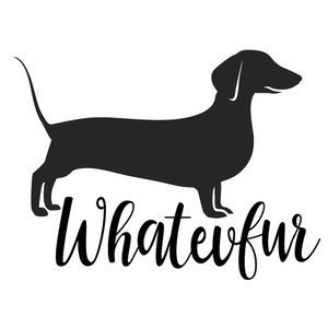 whatever - dog