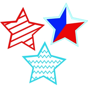 liberty star set