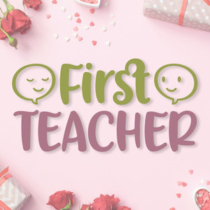 first teacher font