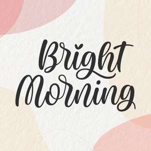 bright morning