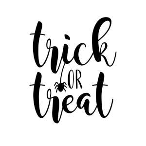 trick or treat phrase halloween quote