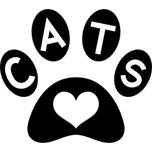 paw love cats