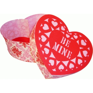 be mine heart box