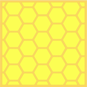 honeycomb frame