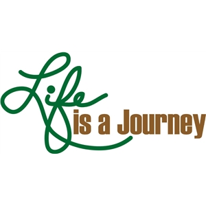 life is a journey phrase