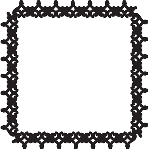 frame ornate