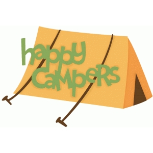happy campers phrase