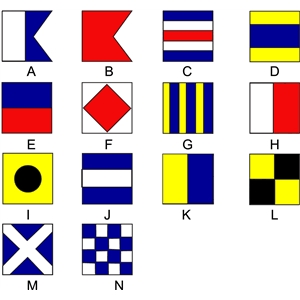 nautical alpha flags 1