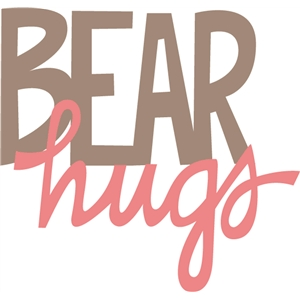 bear hugs phrase