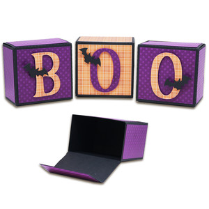 3d boo boxes