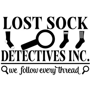 lost socks detectives