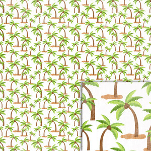 coconuts background paper