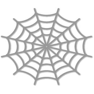 web oval flourish