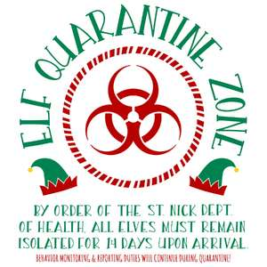 elf quarantine zone