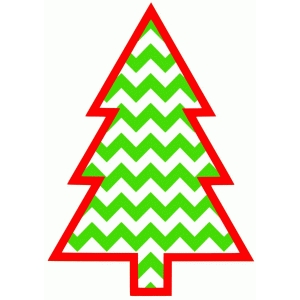chevron tree