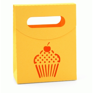3d treat bag
