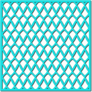 kite lattice