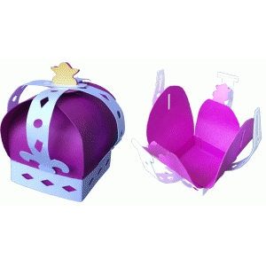 crown favor box