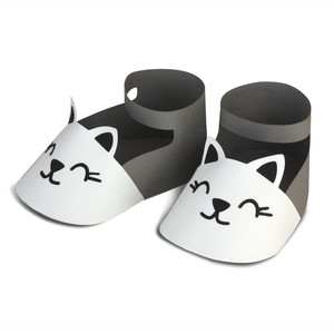 cat baby shoes