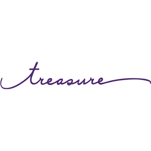 treasure word border