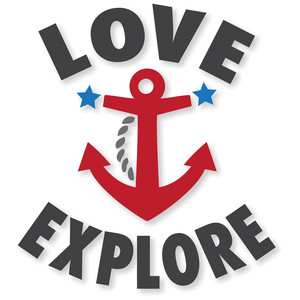 love/explore anchor