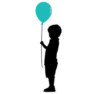 birthday balloon boy