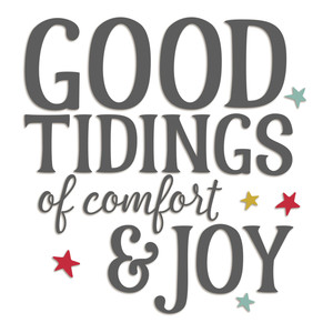 good tidings phrase