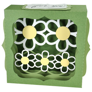 daisy chain gift card box