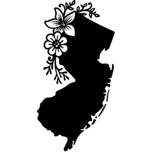 floral new jersey