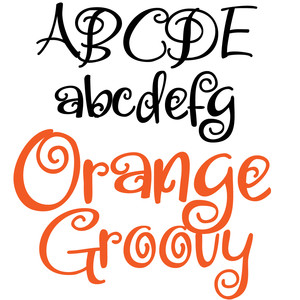 zp orange groovy