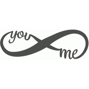 you and me infinity