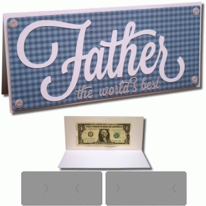 4x9 father's day card