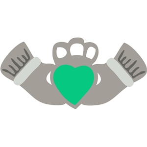 claddagh design