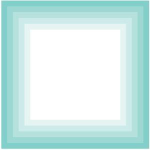 nested square frames
