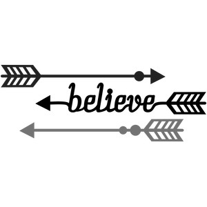 arrows believe