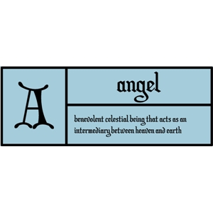 a is for angel pc