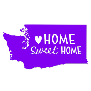 home sweet home washington