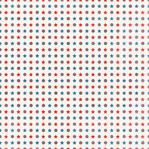 white blue and red patriotic paper