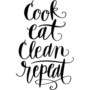cook eat clean repeat