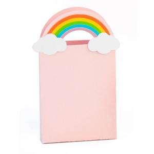 unicorn dreams- rainbow bag
