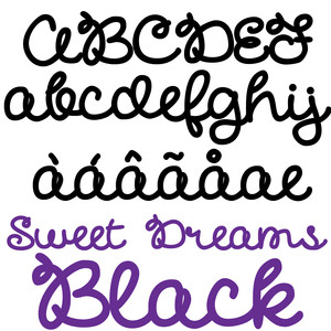 pn sweet dreams black